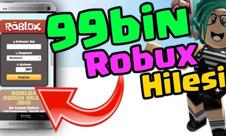 Roblox Robux Hilesi Tablet Bedava Robux Roblox Hesaplari Kazanma Kod Hilesi 2020