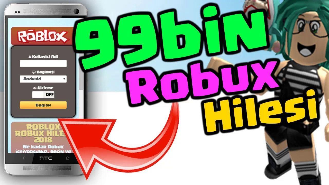 Bedava Robux Roblox Hesaplari Kazanma Kod Hilesi 2020