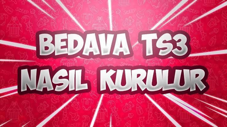 ücretsiz team speak server kurma