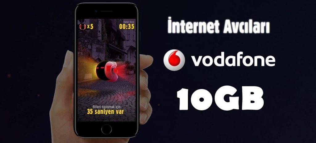 vodafone internet avcıları internet hilesi
