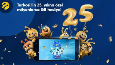 Turkcell Bedava İnternet Kazanma