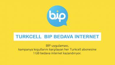 Photo of Turkcell Bip Bedava İnternet Hadi Joker Kodu 2020