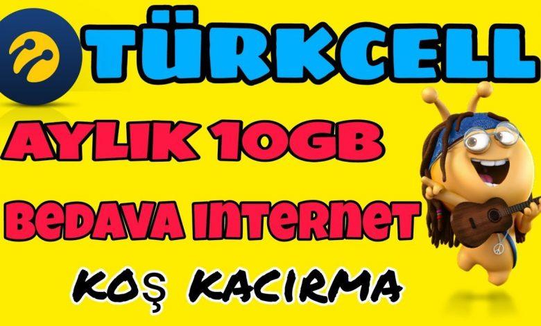 türkcell salla kazan hilesi ile internet kazanma