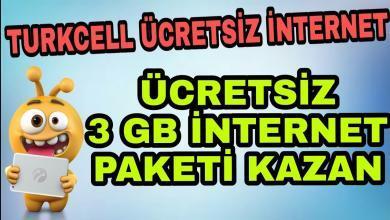 Photo of Türkcell Her Gün 1GB Bedava İnternet Hilesi 2020