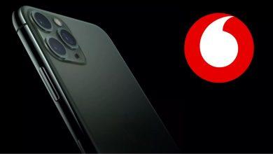 Vodafone Benzersiz Teklif Çekilişi