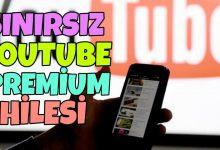 Bedava Youtube Premium Hesapları
