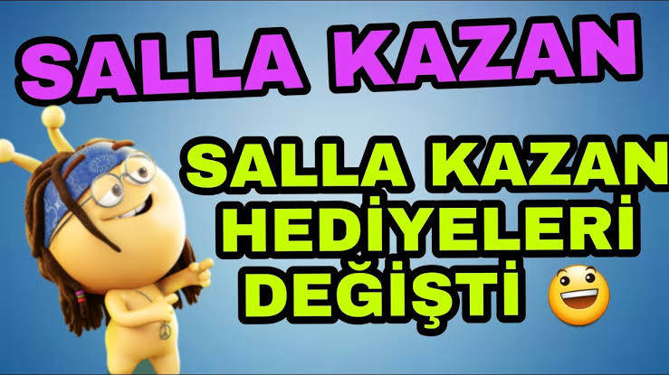 Turkcell Bedava İnternet İçin Salla Kazan ve Paycell
