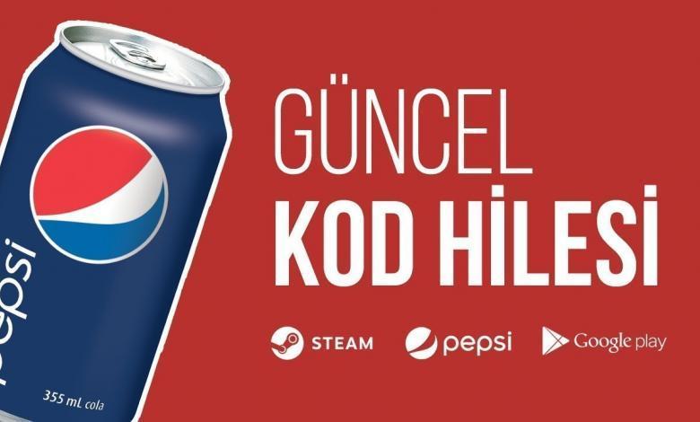 Photo of Bedava Pepsi Kodu 2020 Hile Şifreleri