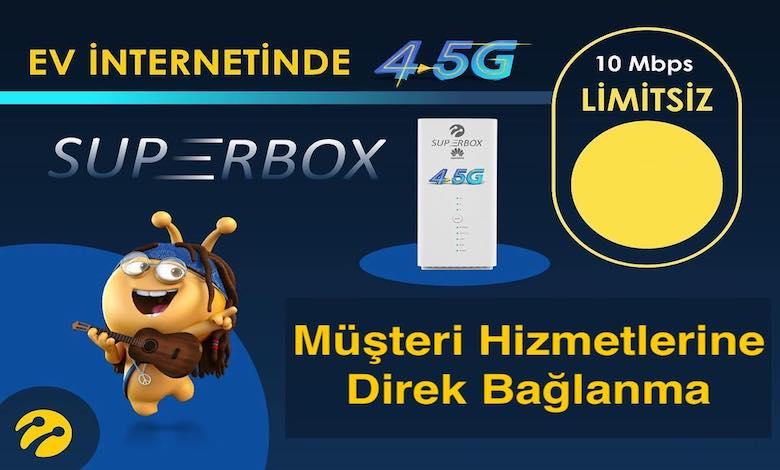 Turkcell Superbox Müşteri Hizmetlerine Direk Bağlanma