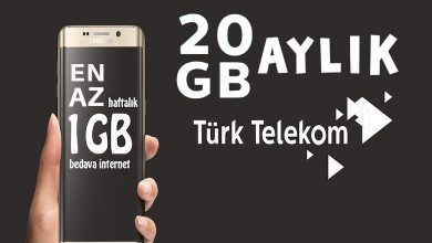 Türk Telekom Bedava İnternet Hilesi
