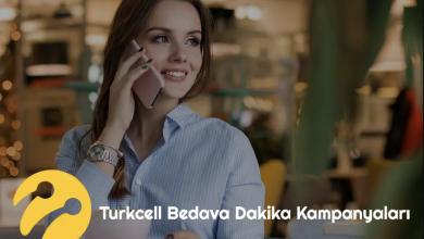 Photo of Turkcell Bedava Dakika 2020 Kazanma Hilesi