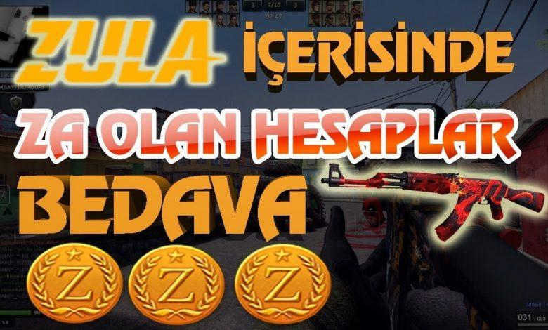 Photo of Bedava Zula Hesapları 2020 Altın, Epin Kodları Hilesi