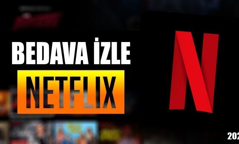Photo of Bedava Netflix Hesapları 2020 Evinde Kal Film İzle!