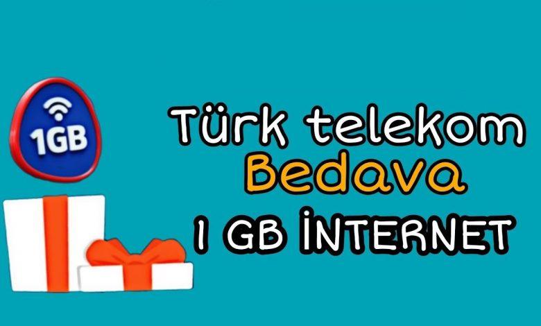 Türk Telekom Bedava İnternet Veren Uygulamalar