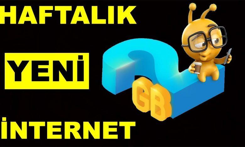 turkcell bedava internet paketleri