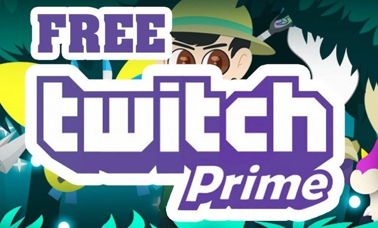 Bedava Twitch Prime Abone