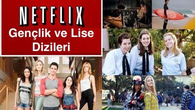 En İyi Netflix Lise ve Gençlik Dizileri
