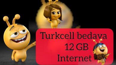 Photo of Turkcell 1 Mayıs 2020 Bedava İnternet Hediyesi