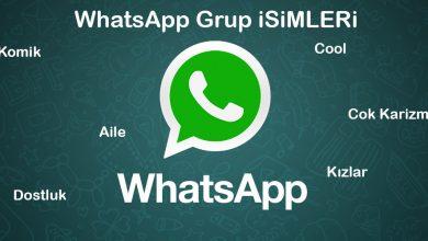 WhatsApp Grupları Tüm WP Linkleri ve İsimleri