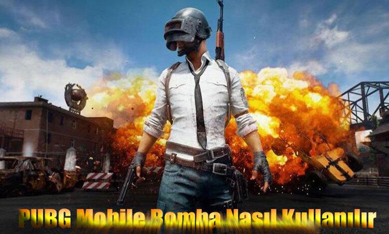 pubg mobile bomba nasıl kullanılır