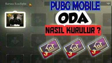 Photo of Pubg Mobile Oda Kurma 2020 Hilesi