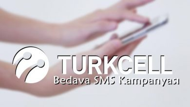 Photo of Turkcell Bedava Sms 2020