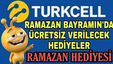 Photo of Turkcell Ramazan Bayramı Hediye Kampanyası 2020