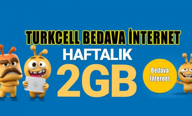 Photo of Turkcell Bedava İnternet 2020 Güncel Tüm Kampanyalar