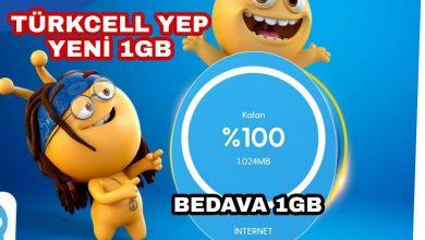 Turkcell Ücretsiz İnternet Kazanma