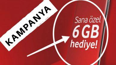 Vodafone Bedava İnternet Güncel Kampanyaları