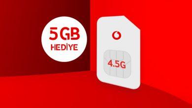 Photo of Vodafone Faturasız Hat Fiyatları 2020