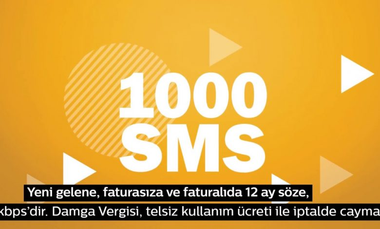 Türk Telekom Bedava SMS