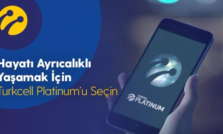 50 GB Turkcell Platinum Black Ekstra Paketi