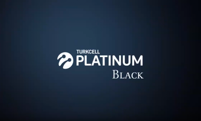 Turkcell Platinum Black Dev 500 GB Paketi