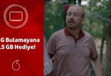Vodafone Kapsama Avı Bedava İnternet Kampanyası