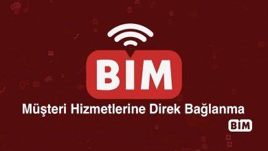 Bimcell Müşteri Hizmetleri Numarasına Direk Bağlanma