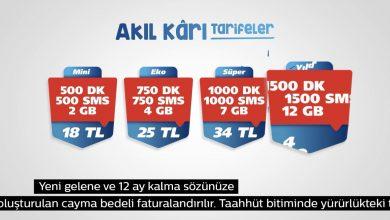 Pttcell Uygun Tarife ve Paket Kampanyaları
