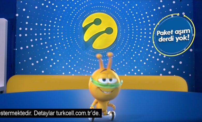 Turkcell Akıllı 5 GB Tarifesi ile Hediye İnternet Kazanma