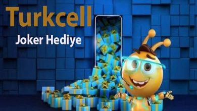 Turkcell Hediye Joker Bedava İnternet Kampanyası