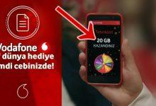 Vodafone Hediye İnternet Veren Uygulamalar