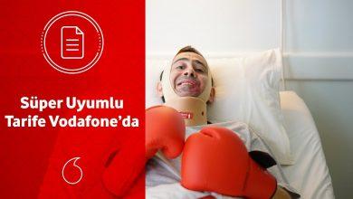 Vodafone İhtiyaca Göre Ayarlanabilen Uyumlu Tarifeler