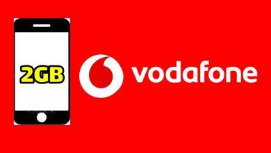 Vodafone Süper 2 GB Hediye İnternet Kampanyası