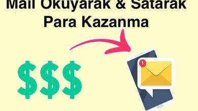 Mail Okuyarak ve Mail Açıp Satarak Para Kazanma