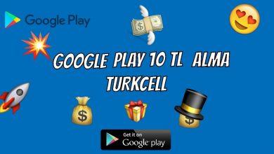 Google Play'de Mobil Ödeme Tanımlamaya 10 TL Hediye