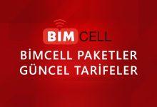 Bimcell Faturasız İnternet ve Konuşma Tarife Paketleri