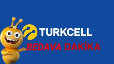 Turkcell Bedava Dakika Kampanyaları