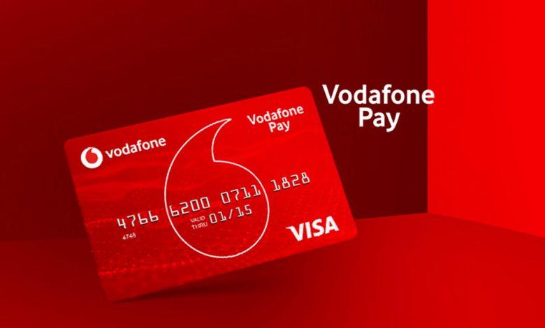 Vodafone Pay Kart