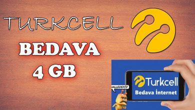 Turkcell Bedava İnternet 2222 ve 2200