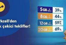 Turkcell En Uygun Tarifelerde Ucuz Paketler