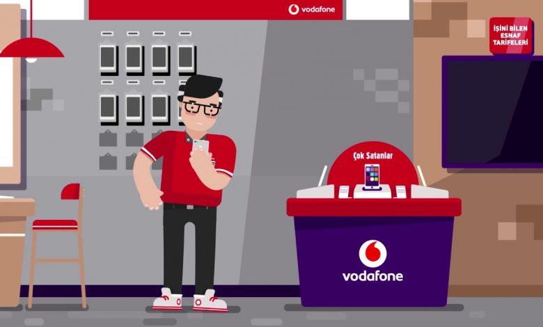 Vodafone Red Business: Esnaf Tarifeleri